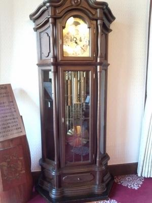奈良ホテル・時計