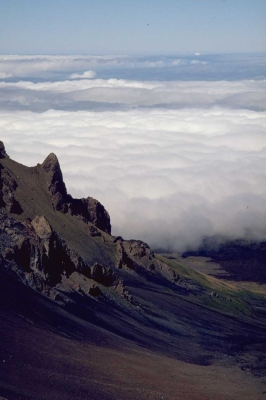 ハレアカラ火山