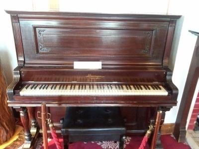奈良ホテル・ピアノ